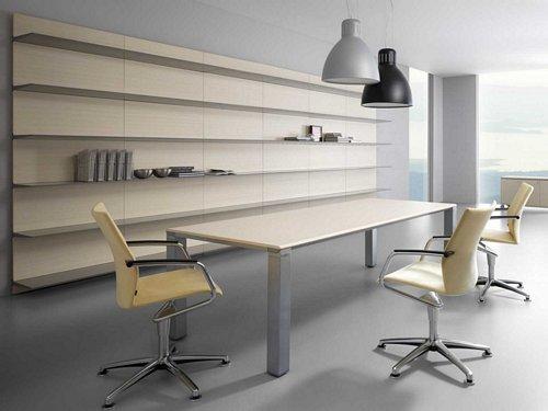 Decoraci n despachos muebles cabos for Decoracion despachos juveniles